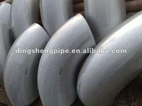 aluminum butt welded 90 degree seamless elbow
