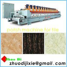 polish production line-polish fiberglass tile