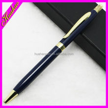 Promotional cheap metal ball pen aluminum metal pen simple ball pen with customer's logo