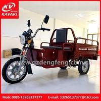New Model Economic Electric Cargo Three wheel motorcycle