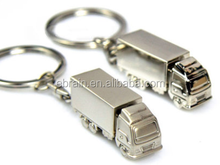 Custom Container Truck Key chain Metal