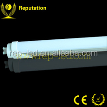 Energy saving smd2835 g13 18w t8 led fluorescent tube 1200mm with 3 years warranty