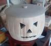 Christmas decoration use pumpkin shape cute wooden box