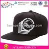 Nice design hat caps snapback natural fit hats for sale