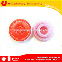 wood paint round tin lid/metal can closure/metal can lid