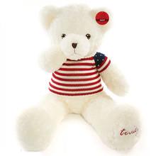 Stuffed Animal Plush toy teddy bear white color Giant toy