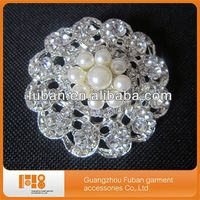 brooch back bar pin for wedding decoration