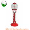 NNL-115 spiral gumball machines factory