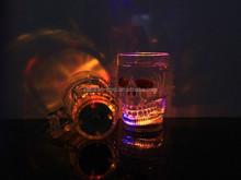 devil design LED flashing beer cup