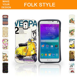 2015 Make yout design new 3D mobile phone case for samsung galaxy s5 plus
