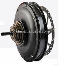 Outrider Rear Disc-brake 72V 1000W Popular High-quality Powerful E-bike Motor