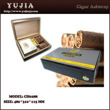 Yujia custom cohiba Cigar Humidor Cedar wood Cigar Cabinet Humidor Rectangular Cigar box
