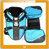 OEM nylon pet sport travel harness with pocket
