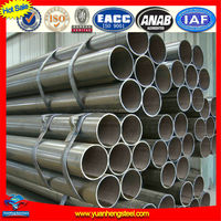 Oil And Gas Transporation Electric Welded Round Pipe