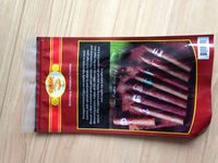 Excellent quality and design moisture proof cigar bag/One pack