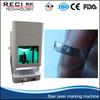 Jewelry ring marking machine fiber laser