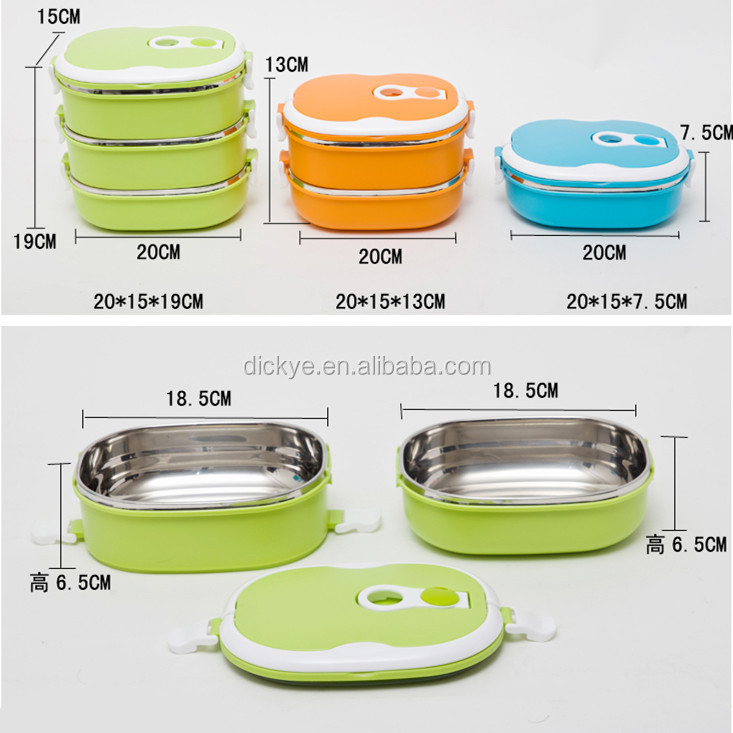 Insulated Food Warmers ~ Insulated portable food warmer for picnic stainless steel
