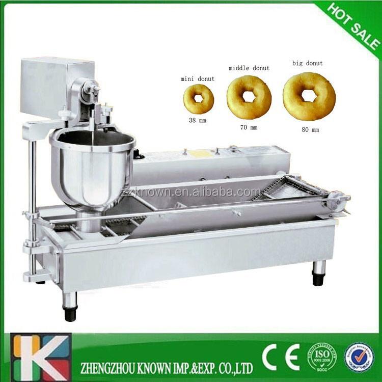 mini donut fryer machine