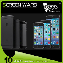 Newest Model!Top Quality Asahi Glass Material for iPhone 6 Tempered Glass Screen Protector with Nice Package