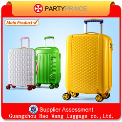 PP eminent travel luggage wholesale hard shell luggage for sale