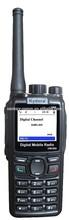 Baratos dm-880 hand held ditial programable de dos vías de radio