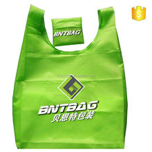 190T Polyester Bag / folding shopping bag