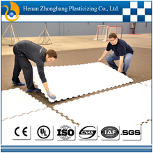uhmw-pe synthetic ice skating rink producer/Outdoor sports skating rink equipment/Tiny ice rink