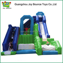 Cheapest large inflatable slide for kids and adults ,inflatable climbing slides