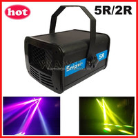 ( WSCN-06) new sniper 5r or 2r laser beam scan professional led decoration light for wedding