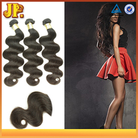 JP Hair Wholesale Human Hair Extensions African Fashion 2015 Black Hair Products