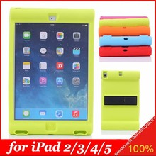 EVA Soft Eco- Friendly Studio Soft Case with Stand Function for Apple iPad 2 3 4 5