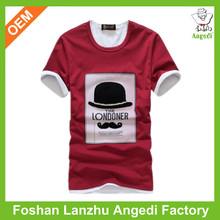 organic cotton t-shirt production branded t-shirt