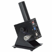 Adjust 90 Degree CO2 Cryo Jet Blaster/CO2 Jet Smoke Machine