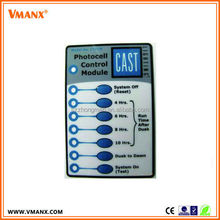 graphic overlay membrane keypad