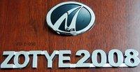 Customized Car Sticker Badges Emblem