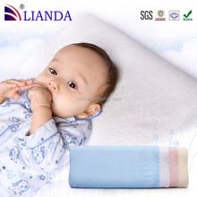 China gold manufacturer ten years produce baby pillowToddler/Child Contour Pillow