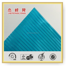 UV coated asian roofing polycarbonate sheet