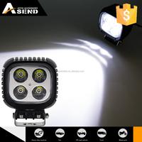 40w LED work light 10W flood light for off road SUVcars Round car working spotlight