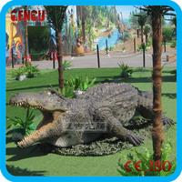 Animal theme park high simulation resin animals life size