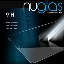 Nuglas High Clear for iPad mini Screen Protector Tempered Glass with Retail Package