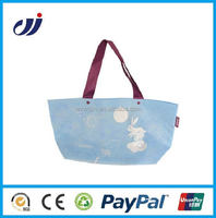 cheapest foldable reusable pp non woven shopping bags