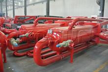 Separador de gas-lodo
