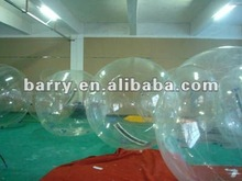 2012 NEW inflatable pvc/ tpu water ball
