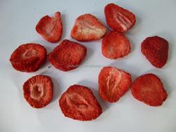 Freeze-dried strawberry dehydrated strawberry fruit FD STRAWBERRY