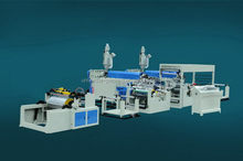 New hotsell dry met lamination machine
