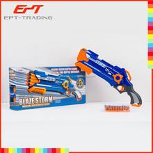 Hot venda de crianças , engraçado arma bala mole brinquedos nerf arma de brinquedo para venda