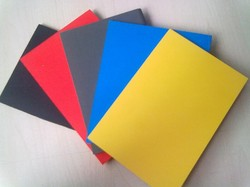 China manufacturer 4X8 colored pvc foam sheet