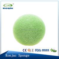 cosmetic facial cleansing natural konjac sponge