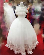 spring and summer 2015 saintly bride wedding dress for slim bride