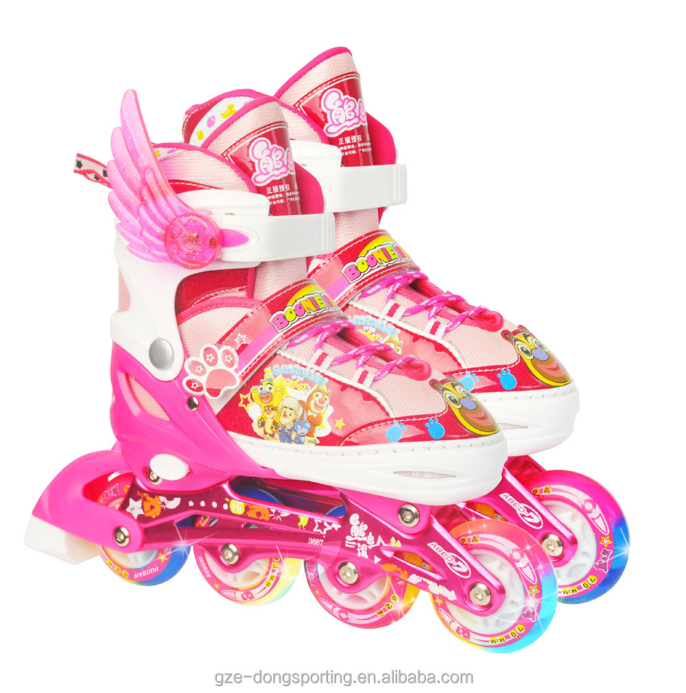 Roller shoes walmart - Autorizaci N Bonnie Oso Venta En Ni Os Walmart Inline Roller Skate Shoes Para La Venta Con El